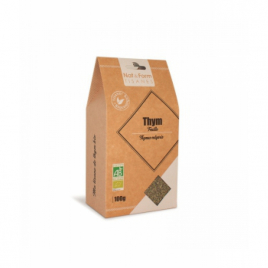 Nat et Form Tisane Thym Fleur Bio - 100 gr Nat et Form Infusions Bio Onaturel.fr