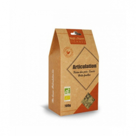 Nat et Form Tisane Articulation Bio - 100 gr Nat et Form Infusions Bio Onaturel.fr