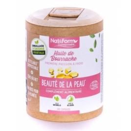 Nat et Form Bourrache Bio et Vitamine E 120 capsules Nat et Form Muscles et Articulations Onaturel.fr