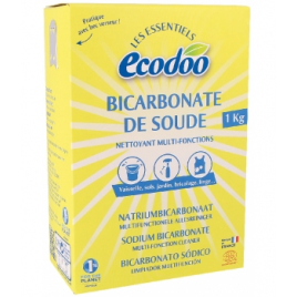 Ecodoo Bicarbonate de soude 1kg Ecodoo Multi Usages Onaturel.fr
