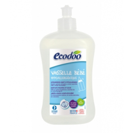 Liquide vaisselle spécial biberon et tétine 500ml Ecodoo Produits Lave-vaisselle Bio Onaturel.fr