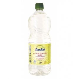 Ecodoo Recharge vinaigre blanc senteur framboise 1L Ecodoo Multi Usages Onaturel.fr