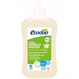 Liquide vaisselle douceur fleur d'oranger 500ml Ecodoo Vaisselle Bio Onaturel.fr