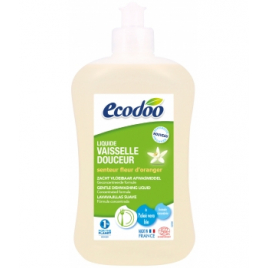 Liquide vaisselle douceur fleur d'oranger 500ml Ecodoo