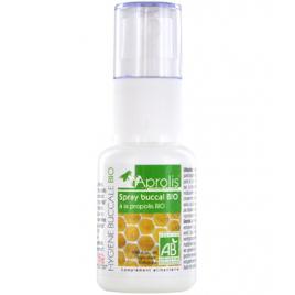 Aprolis Spray buccal Propolis 20ml Aprolis Hygiène Buccale Onaturel.fr