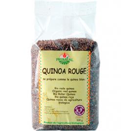 Primeal Quinoa rouge 500g Primeal Accueil Onaturel.fr