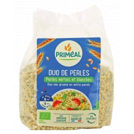 Primeal Duo de Perles Epinards 500g Primeal Accueil Onaturel.fr