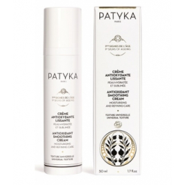 Patyka Crème antioxydante lissant Texture universelle 50ml Patyka  Accueil Onaturel.fr