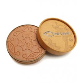 Couleur Caramel Terre Caramel N°24 Brun rouge nacré effet bronzé 8.5g Couleur Caramel Teint bio Onaturel.fr