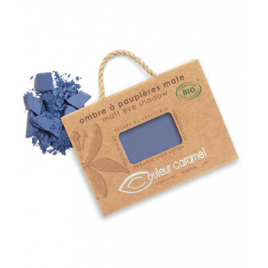 Couleur Caramel Ombre à paupières n°76 Bleu marine 2.5g