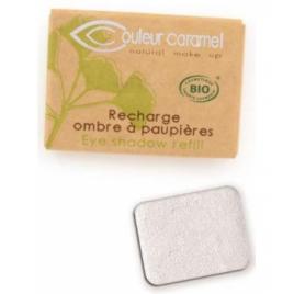 Couleur Caramel Recharge Ombre à paupières n°025 blanc nacré 1.3g