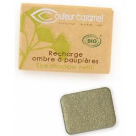Couleur Caramel Recharge Ombre à paupières n°148 Kaki nacré 1.3g