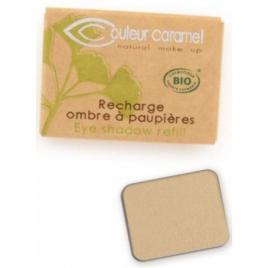 Couleur Caramel Recharge Ombre à paupières n°008 beige jaune mate 1.3g