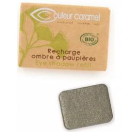Couleur Caramel Recharge Ombre à paupières n°042 vert nacré 1.3g