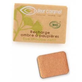 Couleur Caramel Recharge Ombre à paupières n°007 Or cuivré nacré 1.3g