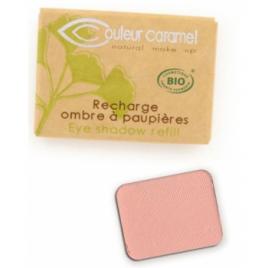 Couleur Caramel Recharge Ombre à paupières n°123 Rose poupée mat 1.3g