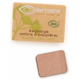 Couleur Caramel Recharge Ombre à paupières n°057 sable doré nacré 1.3g