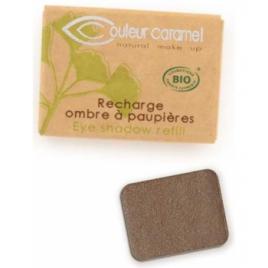 Couleur Caramel Recharge Ombre à paupières n°056 brun kaki nacré 1.3g