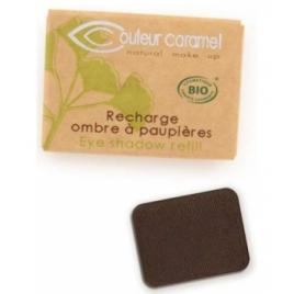 Couleur Caramel Recharge Ombre à paupières n°081 brun intense 1.3g