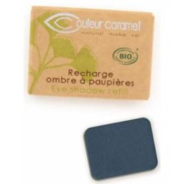 Couleur Caramel Recharge Ombre à paupières n°076 Bleu Marine Mat 1.3g