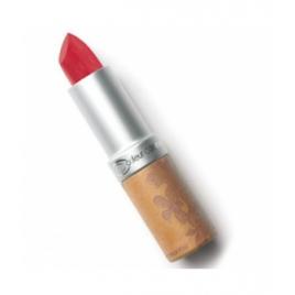 Couleur Caramel Rouge à lèvres Naturel Mat n°125 Rouge Feu 3.5g