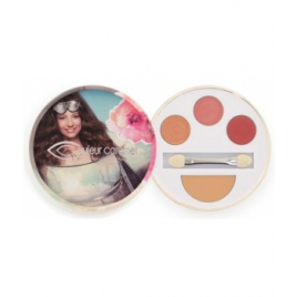 Couleur Caramel Kit flash make up n°34 Sandy TEENAGER Couleur Caramel Maquillage bio et Beauté Onaturel.fr