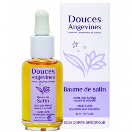 Les Douces Angevines Mains actives Baume de Satin 30ml Les Douces Angevines Categorie temp Onaturel.fr