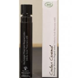 Couleur Caramel Recharge Mascara Regard infini n°01 bio noir 9ml Couleur Caramel Mascaras bio Onaturel.fr