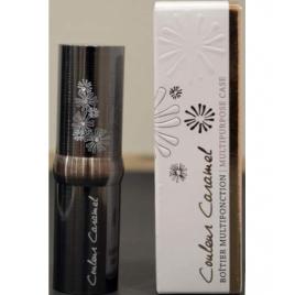 Couleur Caramel Boitier multifonction pour correcteur kajal rouge à lèvres
