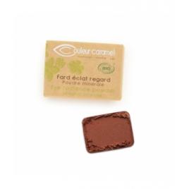 Couleur Caramel Recharge Ombre à paupières n°167 Rouille 1.3g Couleur Caramel fards à paupières bio - ombre et crayons paupiè...