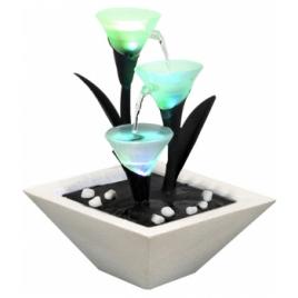 Zen Arôme Fontaine Crystal Line Tulipa Zen Arôme Accueil Onaturel.fr