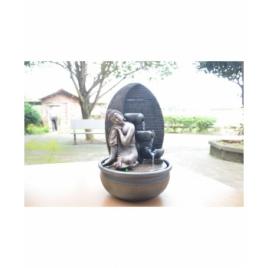 Zen Arôme Fontaine Bouddha Grace