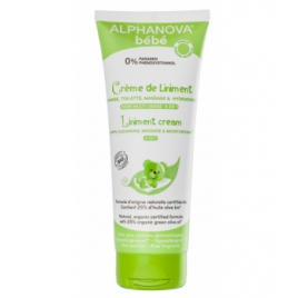 Alphanova Crème de Liniment 200ml Alphanova Change Bio Onaturel.fr