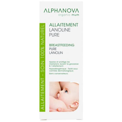 Alphanova Alpha S Lanoline pure 40ml Alphanova