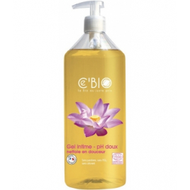 C'bio Shampooing douche Rose d'Antan 1L C'bio