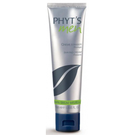 Phyts Crème à raser Phyt's Men Palme Chanvre Tournesol 100ml Phyts Categorie temp Onaturel.fr