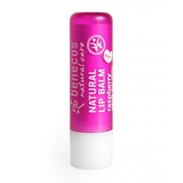 Benecos Baume à lèvres Framboise 4g Onaturel