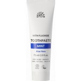 Urtekram Dentifrice Menthe et Fluor 75ml Urtekram