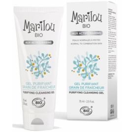 Marilou Bio Gel purifiant grain de fraîcheur 75ml Marilou Bio Accueil Onaturel.fr