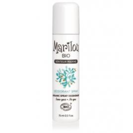 Marilou Bio Déodorant spray senteur Marine 75ml
