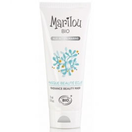 Marilou Bio Masque beauté éclat 75ml Marilou Bio Accueil Onaturel.fr
