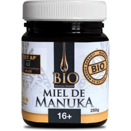 Dr.Theiss Miel de Manuka Bio TPA 16+ 250g Dr.Theiss Miel / Pollen Bio Onaturel.fr
