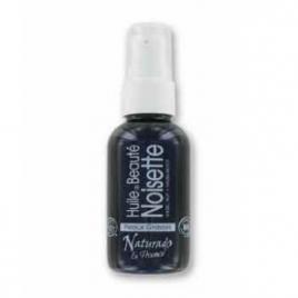 Naturado Huile de Noisette massage, peaux grasses 50ml