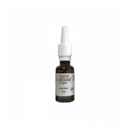 Dr.Theiss spray nasal argent Colloïdal 20ppm 30ml Dr.Theiss Rhume- Gorge-Bronches- Nez Onaturel.fr