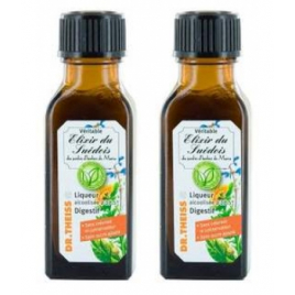 Dr.Theiss Elixir du Suédois Lot de 2x20ml Dr.Theiss Elixirs floraux - Dr Bach Onaturel.fr