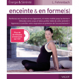 Ed. Vigot Maloine Enceinte et en formes Livre CD Ed. Vigot Maloine Categorie temp Onaturel.fr