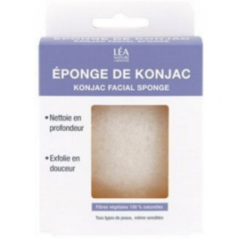 Eau Thermale Jonzac Éponge de Konjac Eau Thermale Jonzac Accessoires de Maquillage Onaturel.fr