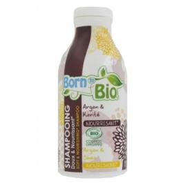 Born To Bio Shampoing doux et nourrissant 300ml Born To Bio Shampooings Bio et Soins capillaires Onaturel.fr