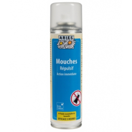 Aries Spray Anti Mouches 200 ml Aries Anti-mites / Anti-moustiques / Anti-insectes Onaturel.fr