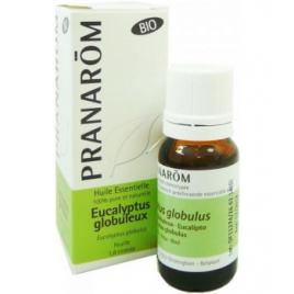 Pranarôm Eucalyptus globuleux Bio Flacon compte gouttes 10ml